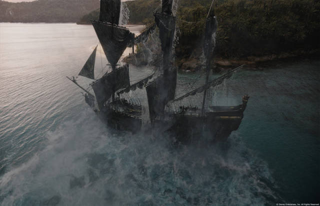 """""""Pirates Of The Caribbean""""? More Like Pirates Of The CGI!"""