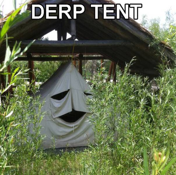 That's Why So Many People Never Tried Camping…