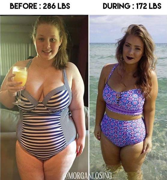 The Only Thing That Could Help This Girl With Losing Weight Turned Out To Be Instagram!