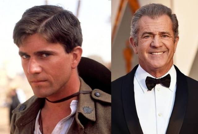 These Actors Where Very Good-Looking Long Ago…