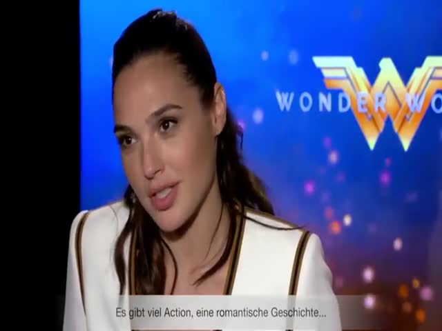 Gal Gadot Just Can't Be Friends With English…