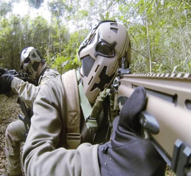 DID-British SAS B Squadron black ops team  |British Sas Training