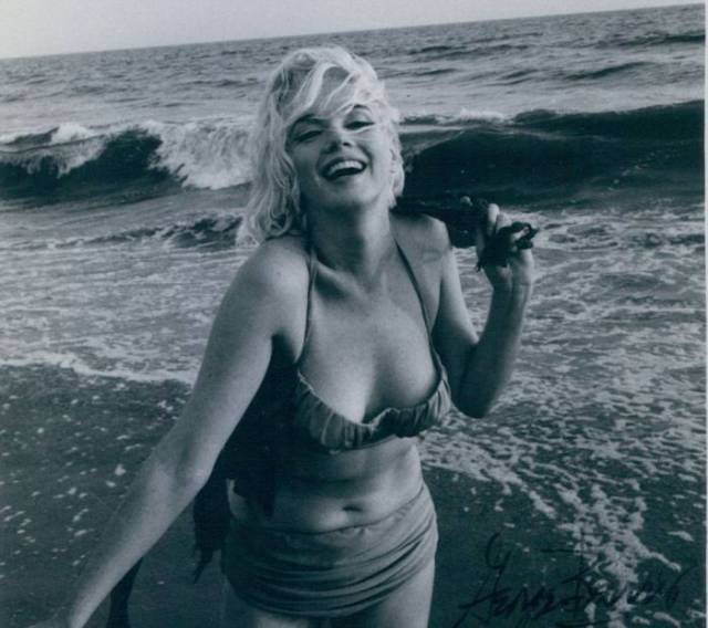 Marilyn Monroe's Last Photoshoot That Was Never Shown Before