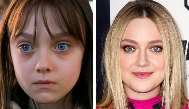 These Kids Horrified Everyone From The TV Screen Some Time Ago, But Now They're Hardly Recognizable