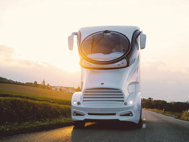 This $3 Million RV Is The Definition Of Real Recreation!