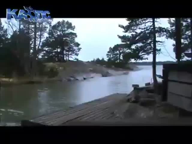 Have You Ever Seen A River Explode?