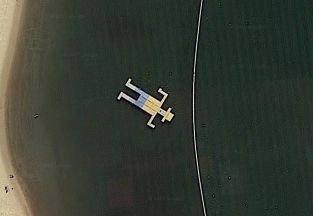 "Google Maps Are A Constant Source Of ""What The Hell Is That?!"""