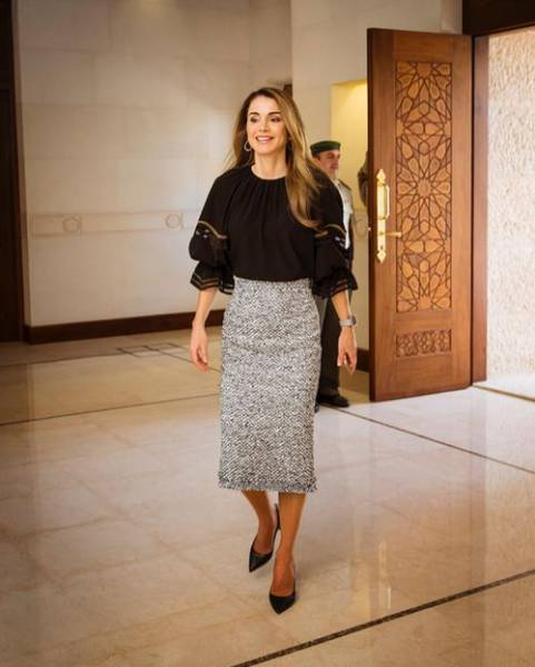 Rania Al Abdullah, The Queen Who Stands For Her People