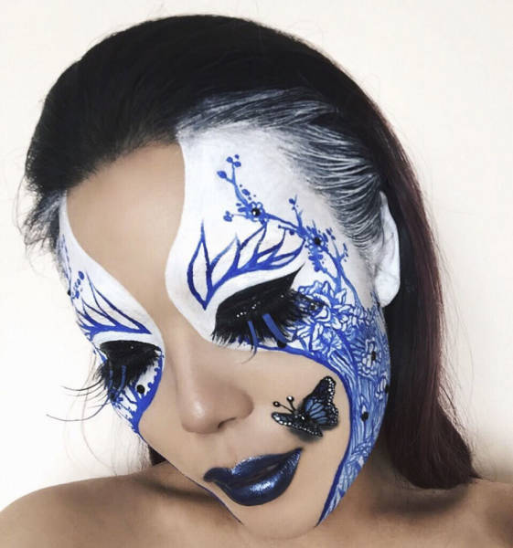 The Crazy Makeup That Will Blow Your Mind