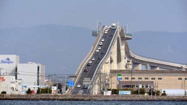 Weirdest Bridge Designs In The World