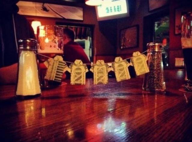 21 Creative Ways To Tip