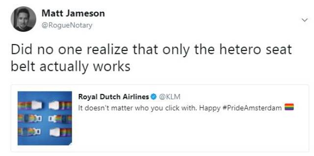 A Marketing Campaign For Equality By Royal Dutch Airlines Turns Into A Disaster