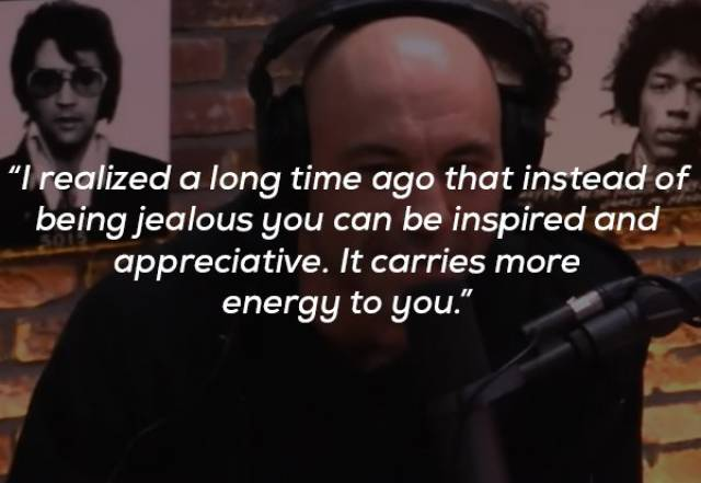 Get Some Wisdom From Joe Rogan
