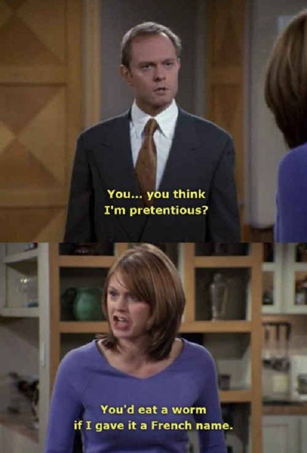 """24 Awesome Quotes Frome a """"Frasier"""""""
