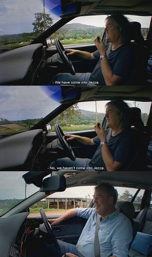 18 Wittiest Remarks From Top Gear