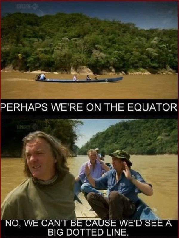 18 Wittiest Remarks From Top Gear