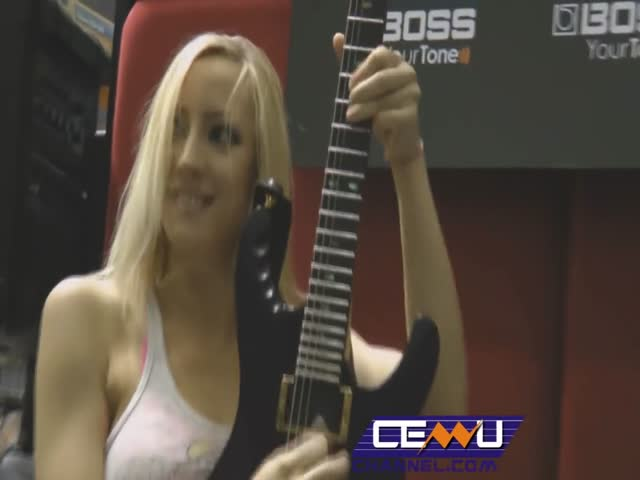 Iron Maiden's Hit Song Shredded By These Sexy Girls
