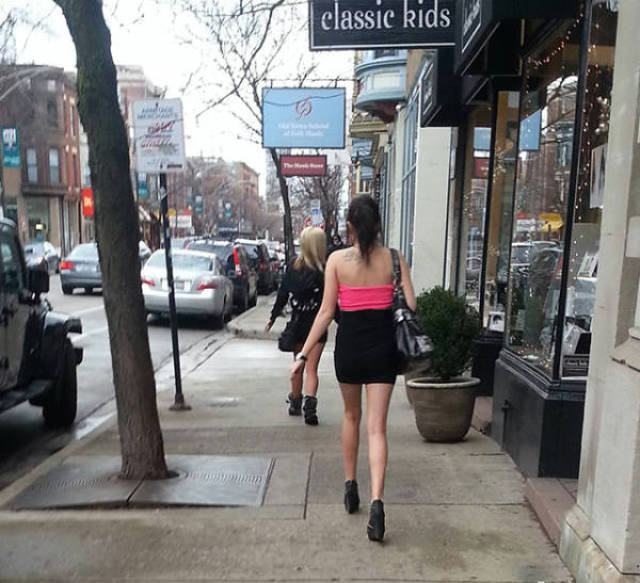 Funny One Night Stands And Walk Of Shame
