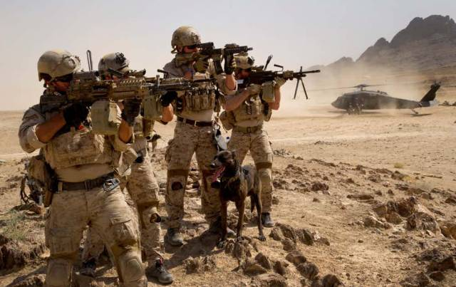 Some Of The Fiercest Special Forces You Can Ever Imagine