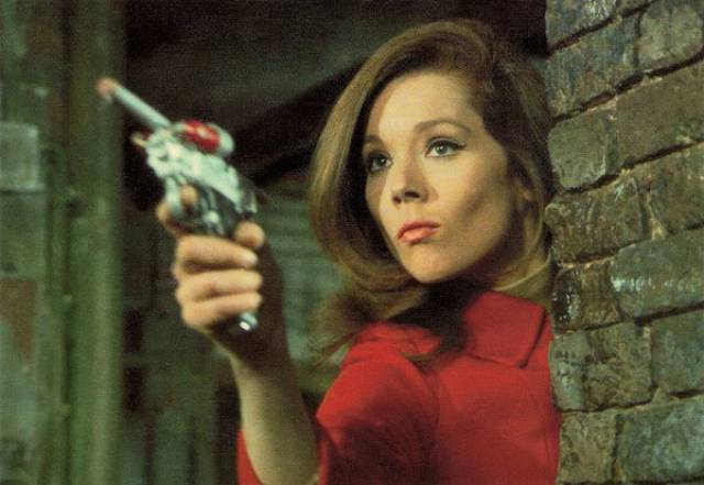 Olenna Tyrell (Dame Diana Rigg) In Her Prime