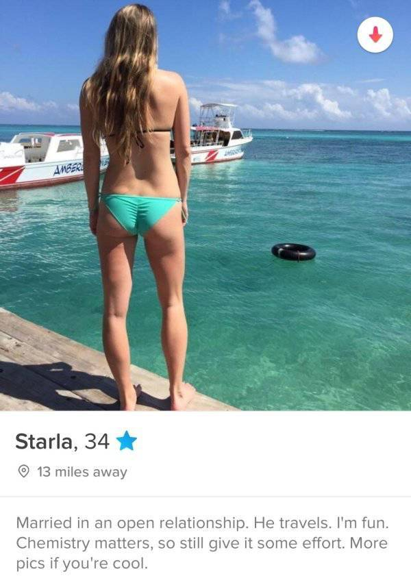 You Can Find Just About Any Strangest Person On Tinder