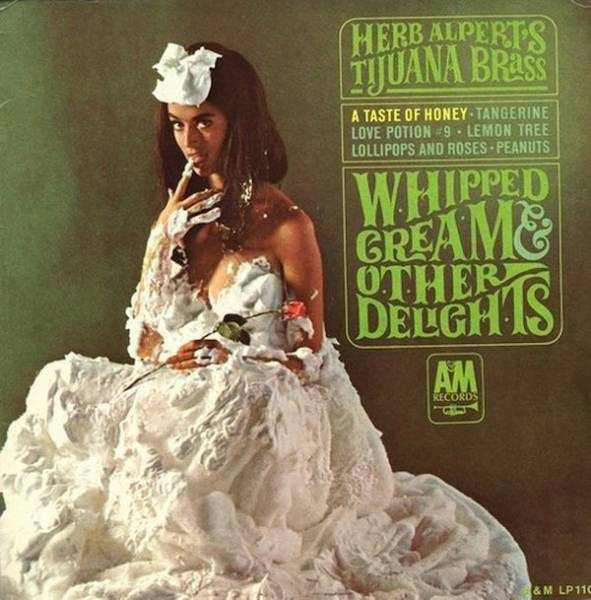 Vintage Album Covers That Can Double Up As Playboy Magazine Covers