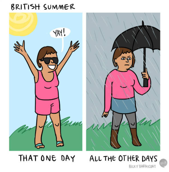 Enjoy The Witty Summer Humour While It Is Still Here