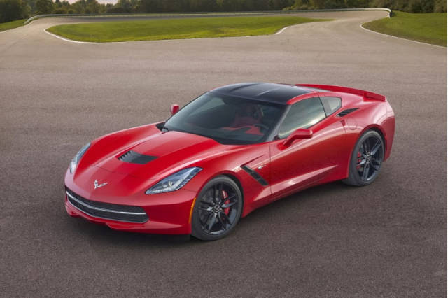What Would You Pay For This 2015 Chevy Corvette?