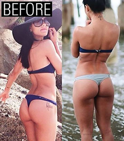 Get Your Ass In Shape, Like This Instagram Fitness Model Did