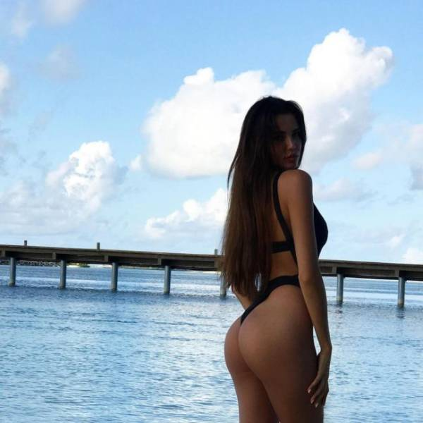 Miss Bumbum Spills Over From Brazil