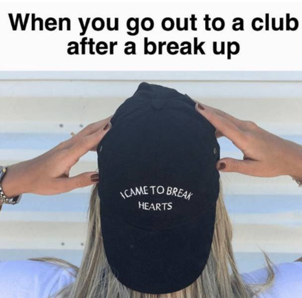 Break Ups Are Such A Great Topic For Memes
