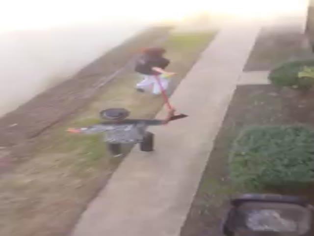 Crackhead Neighbors Isn't The Best Kind Of Neighbors…