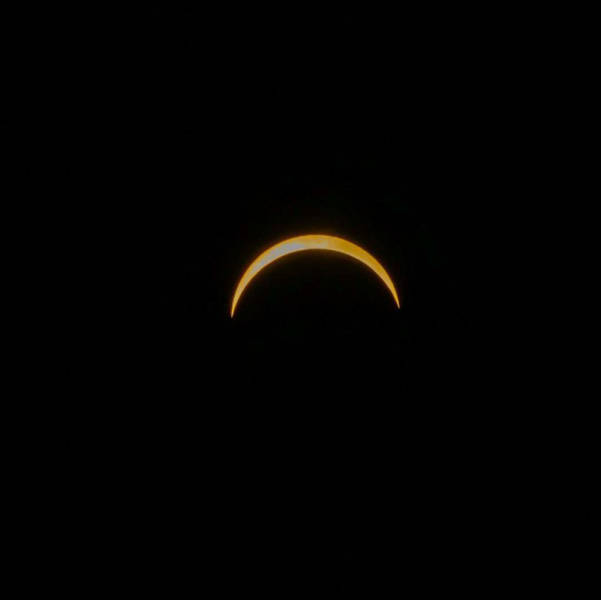 Solar Eclipse Was Beautiful, As Seen From The United States