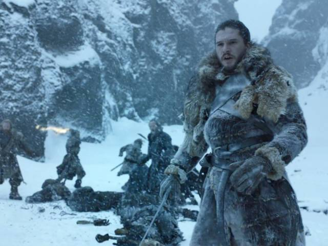 """The Latest Epic Battle In """"Game Of Thrones"""" Looks Like This Without Visual Effects"""