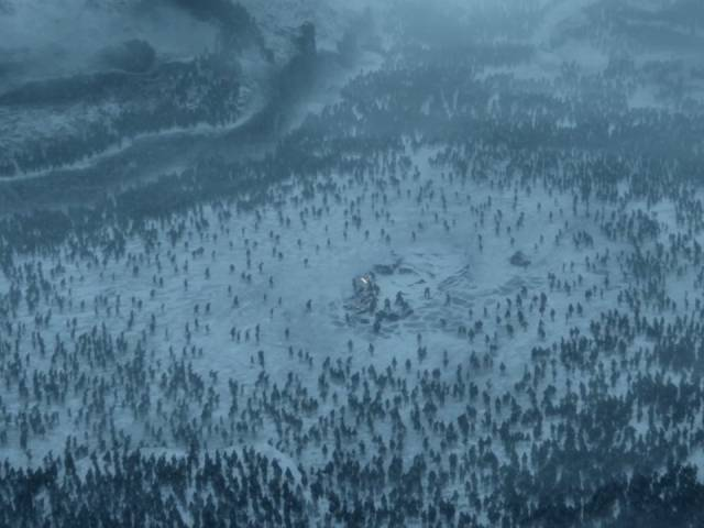 "The Latest Epic Battle In ""Game Of Thrones"" Looks Like This Without Visual Effects"