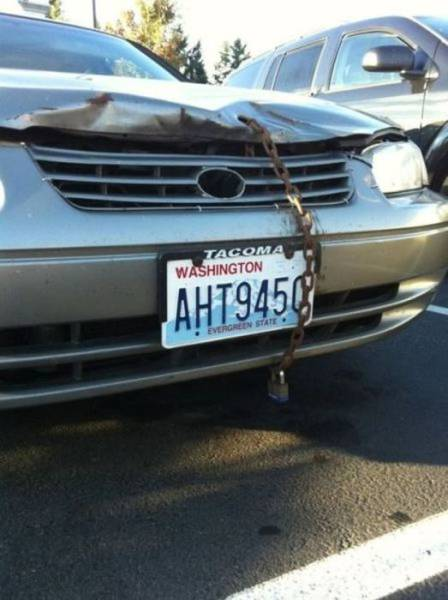 A Little Bit of Car Humor to Make Your Day