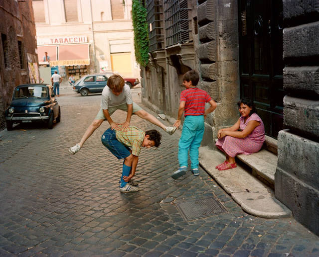 Here's How Italy's Sweet Life Of 1980s Looked Like