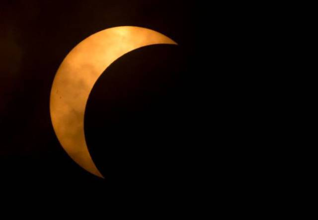 If You Missed The Solar Eclipse – You Definitely Have To Catch Up On It!