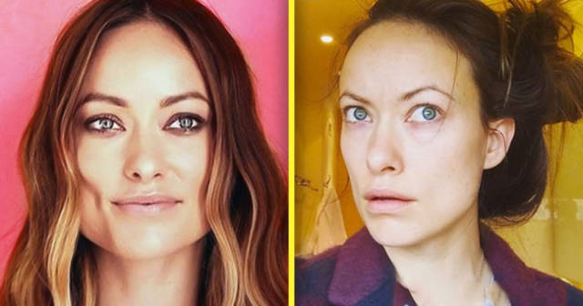 Makeup Makes Completely Different People Out Of These Celebs