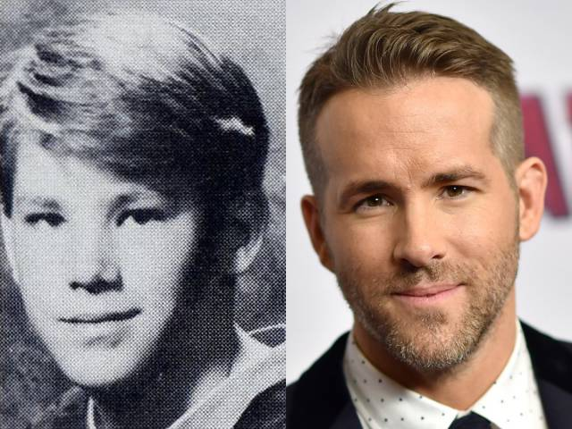 Celebs Studied In High Schools Too – And Here's How They Looked Back Then