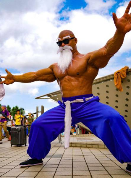 Dragon Ball Cosplay Has Never Been Better!