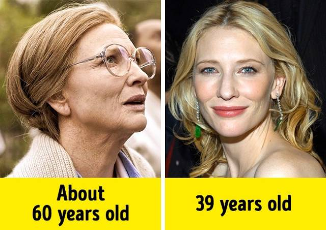 For Real Actors Young Age Is Not A Problem!