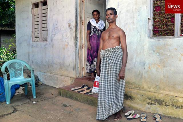Paralysis Didn't Stop This Man From Helping His Country