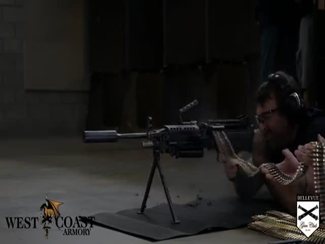 Can You Fire 700 Rounds Non-Stop?