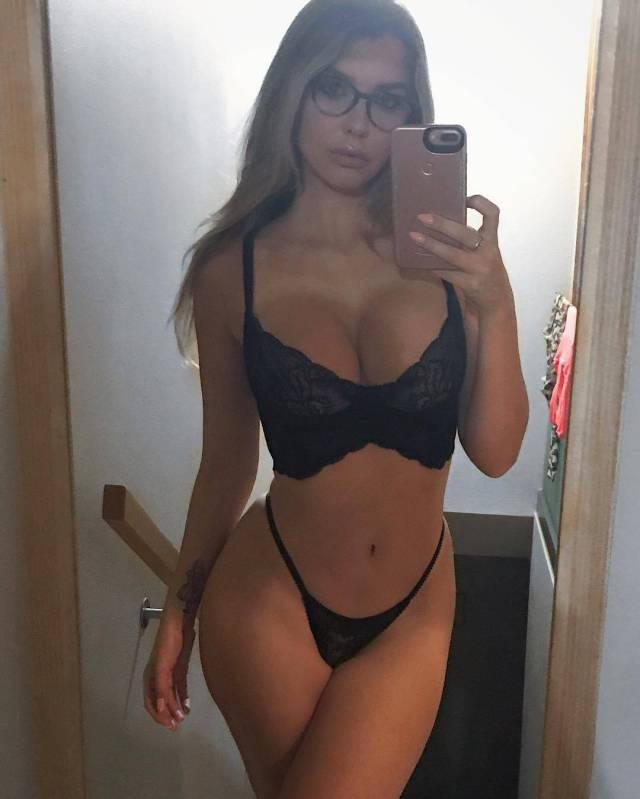 Car Mirror Selfie Instagram