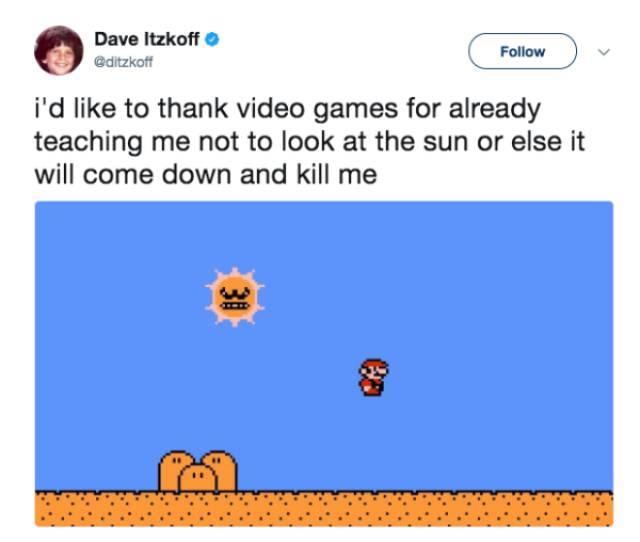 It's Simply Impossible Not To Love Games!