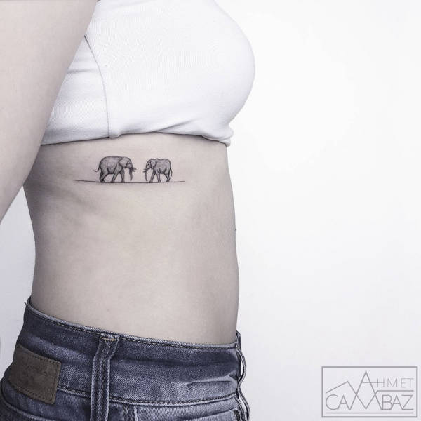Even Simple Tattoos Can Be Beyond Greatness!