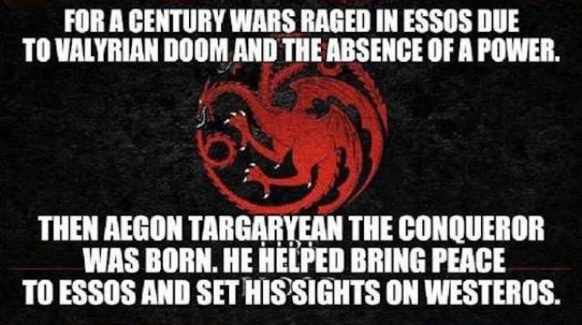 "Interesting History Facts About… ""Game of Thrones"""