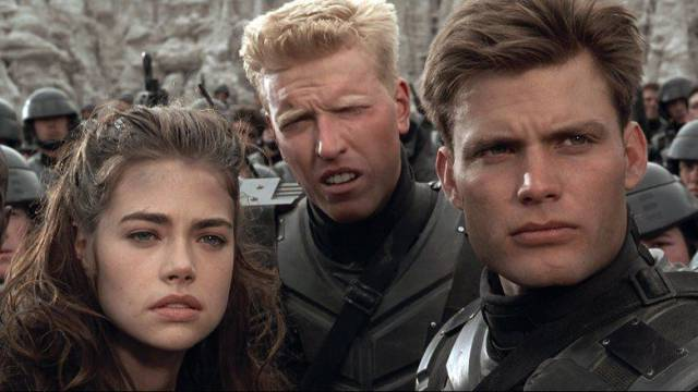 """Starship Troopers"" Are Not So Young Nowadays"