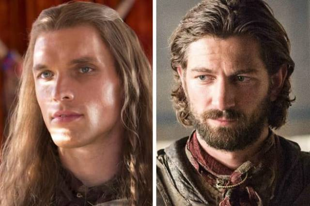 "These ""Game Of Thrones"" Characters Are Actually Not The Same Person In Different Seasons"